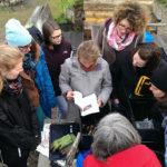 Wilma in der Wurmkiste: Workshop im Gartenbahnhof 2